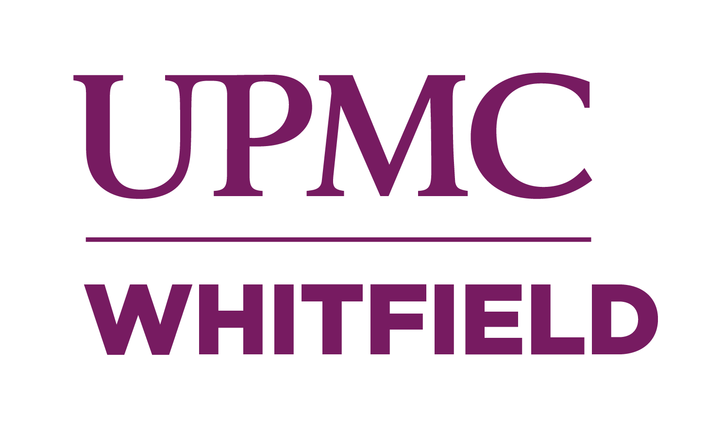 UPMC Whitfield logo