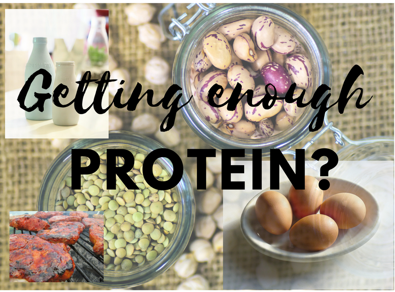 getting enough protein 1